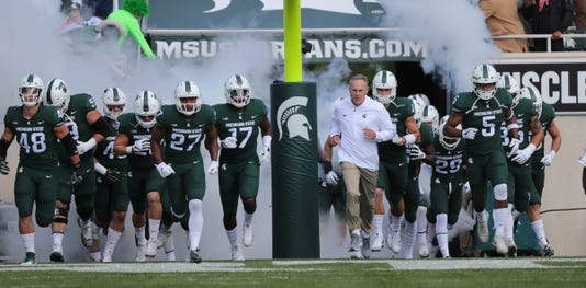 Mark Dantonio, tunnel
