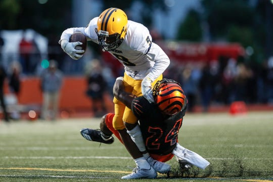 Running back James Wheeler is one of the top returning players for a Dearborn Fordson team looking to get past Belleville in the KLAA East.