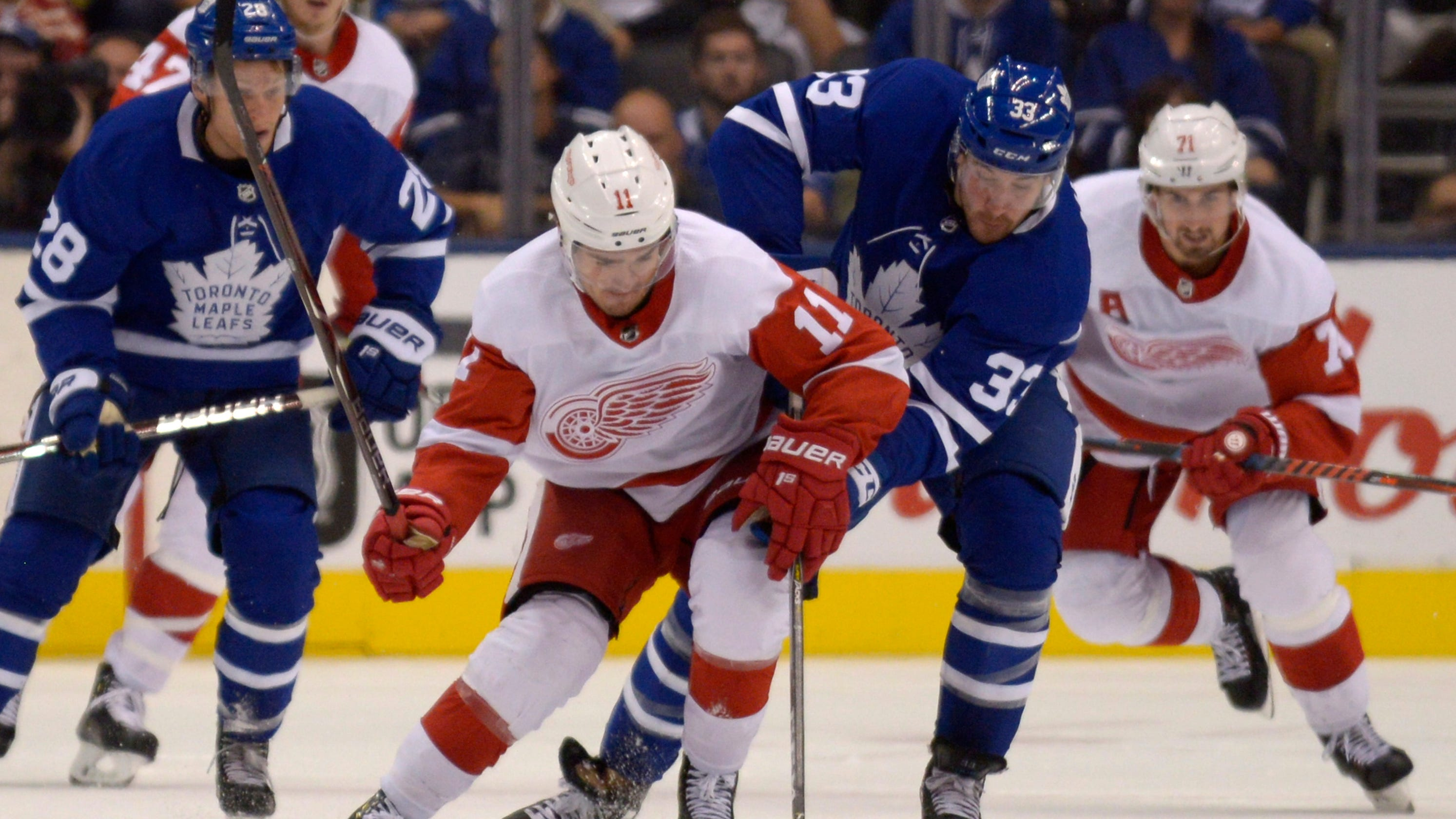 d7df6769e Detroit Red Wings assign Filip Zadina to Grand Rapids. Here s why