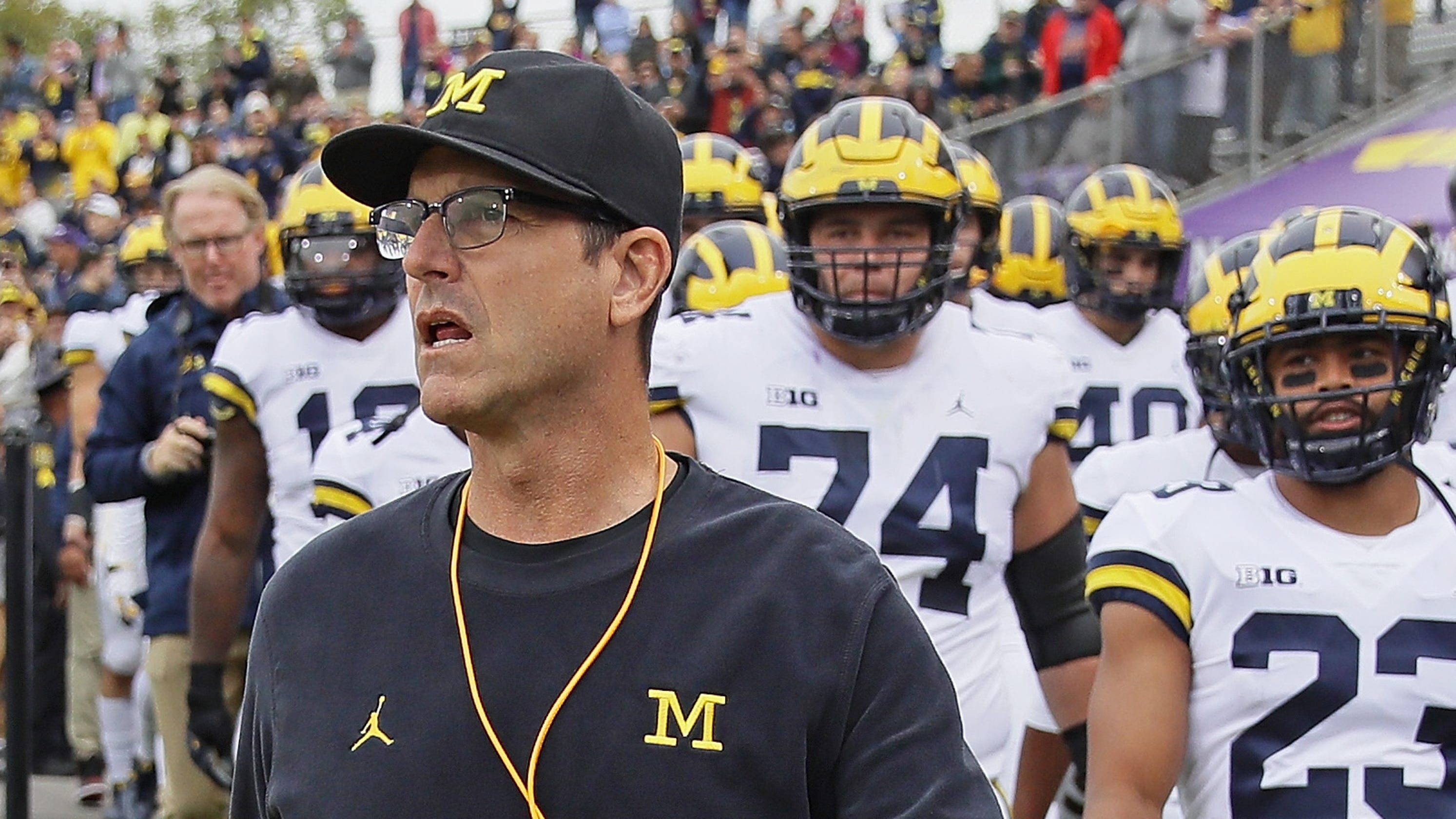 Michigan football final grades: A solid year, a wasted chance