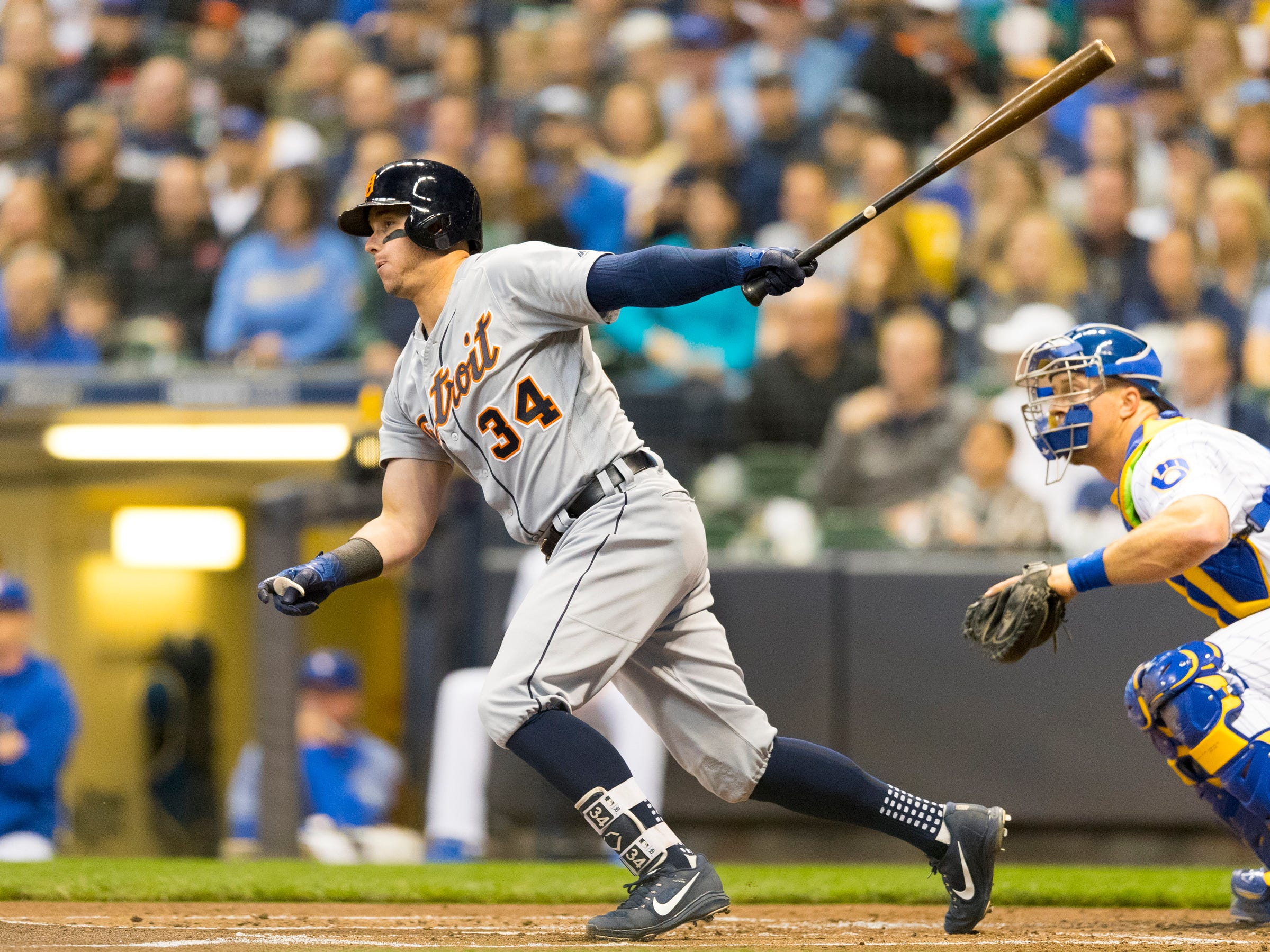 Detroit Tigers could move on from catcher James McCann. Here's why