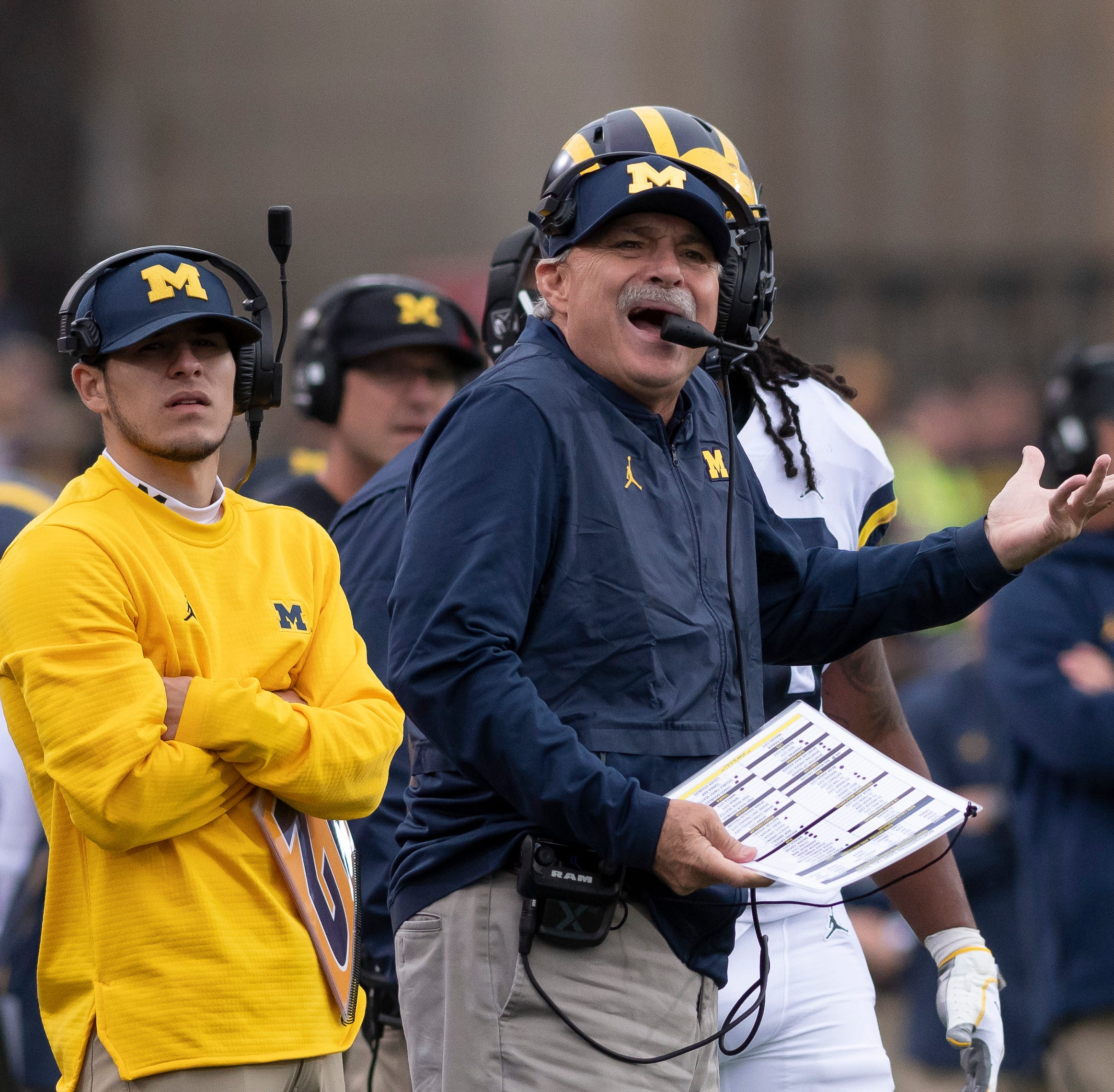Michigan mailbag: Don't expect Wolverines to turn turkey in home stretch