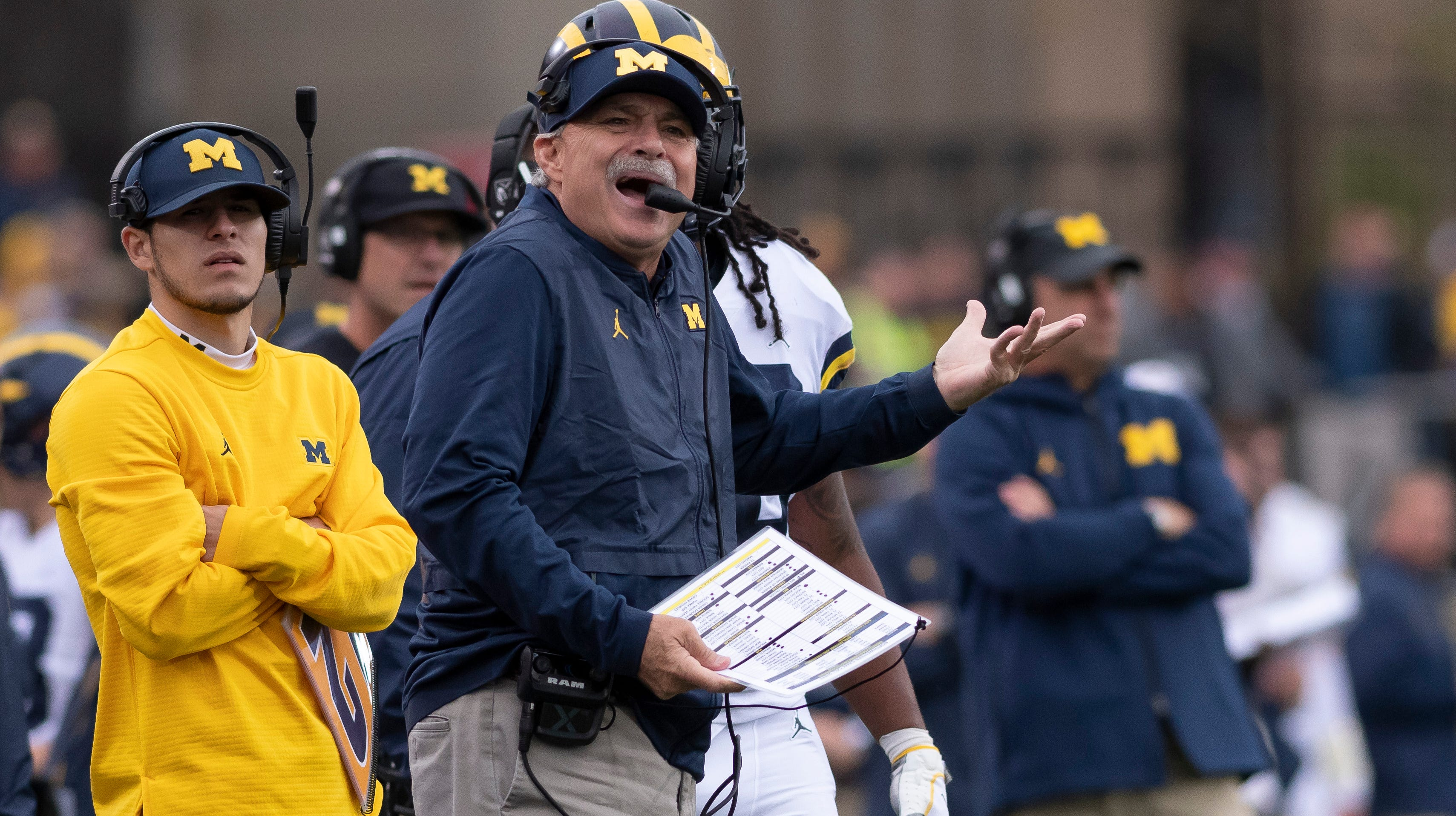 Michigan mailbag: Don't expect Michigan Wolverines to turn turkey in football home stretch