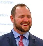 Dr. Doug Norton, a postdoctoral scholar with the FSU Hilton Center.