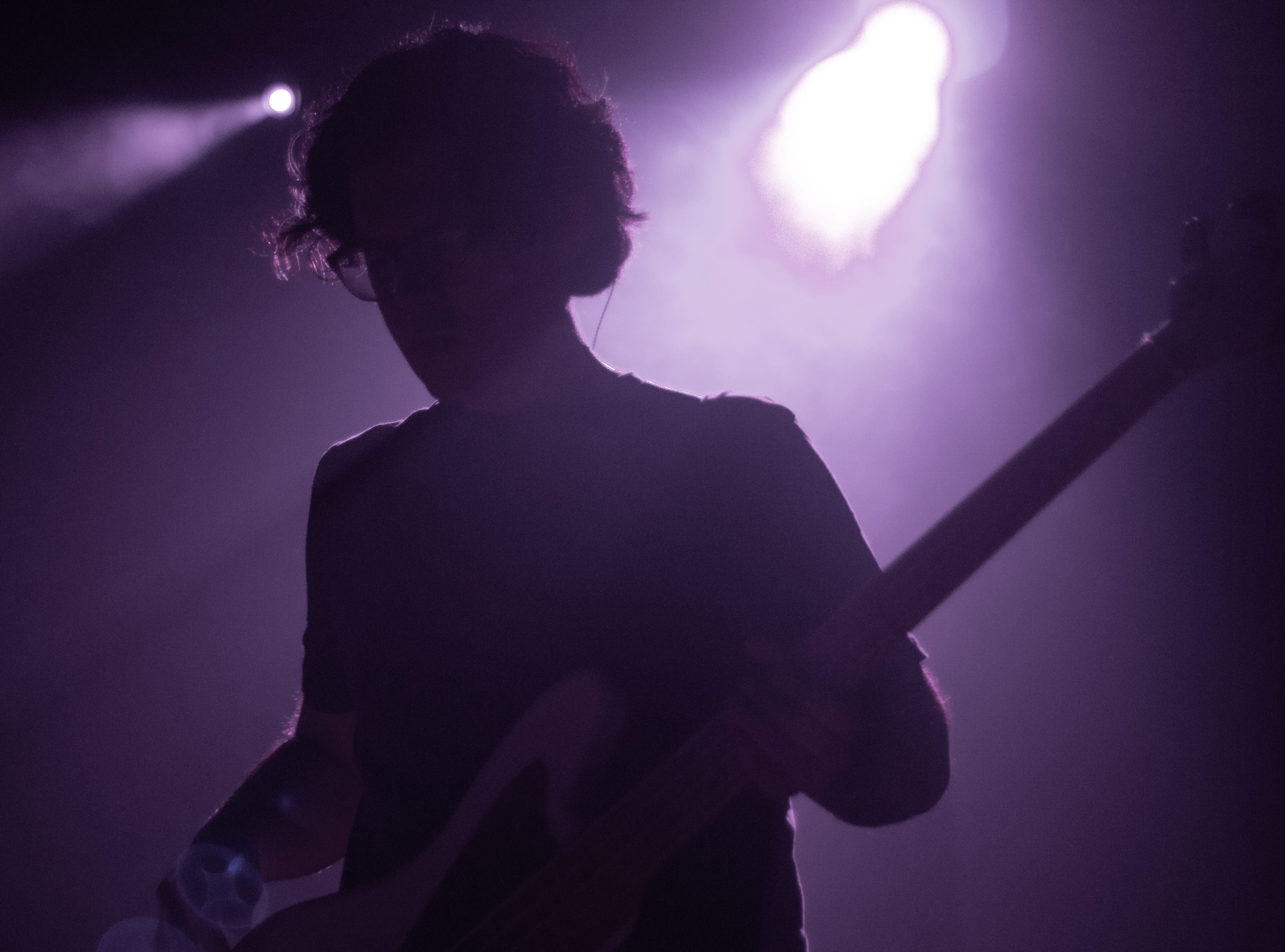 Tune-Yards bassist Nate Brenner