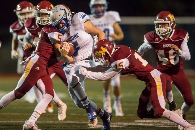 No Fort Collins football team has made the 5A semis since 2008.