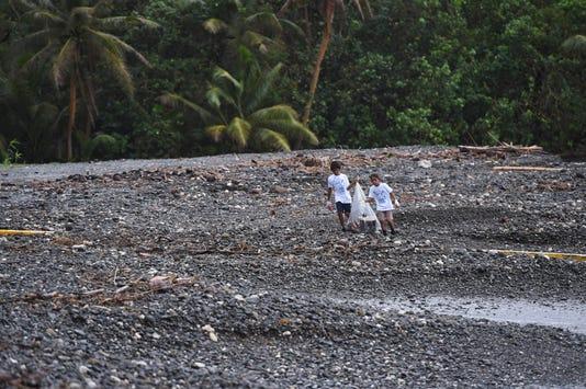 Coastal Cleanup 15