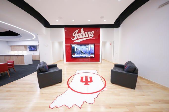 IU unveils Roberts Family Indiana Basketball Team Center