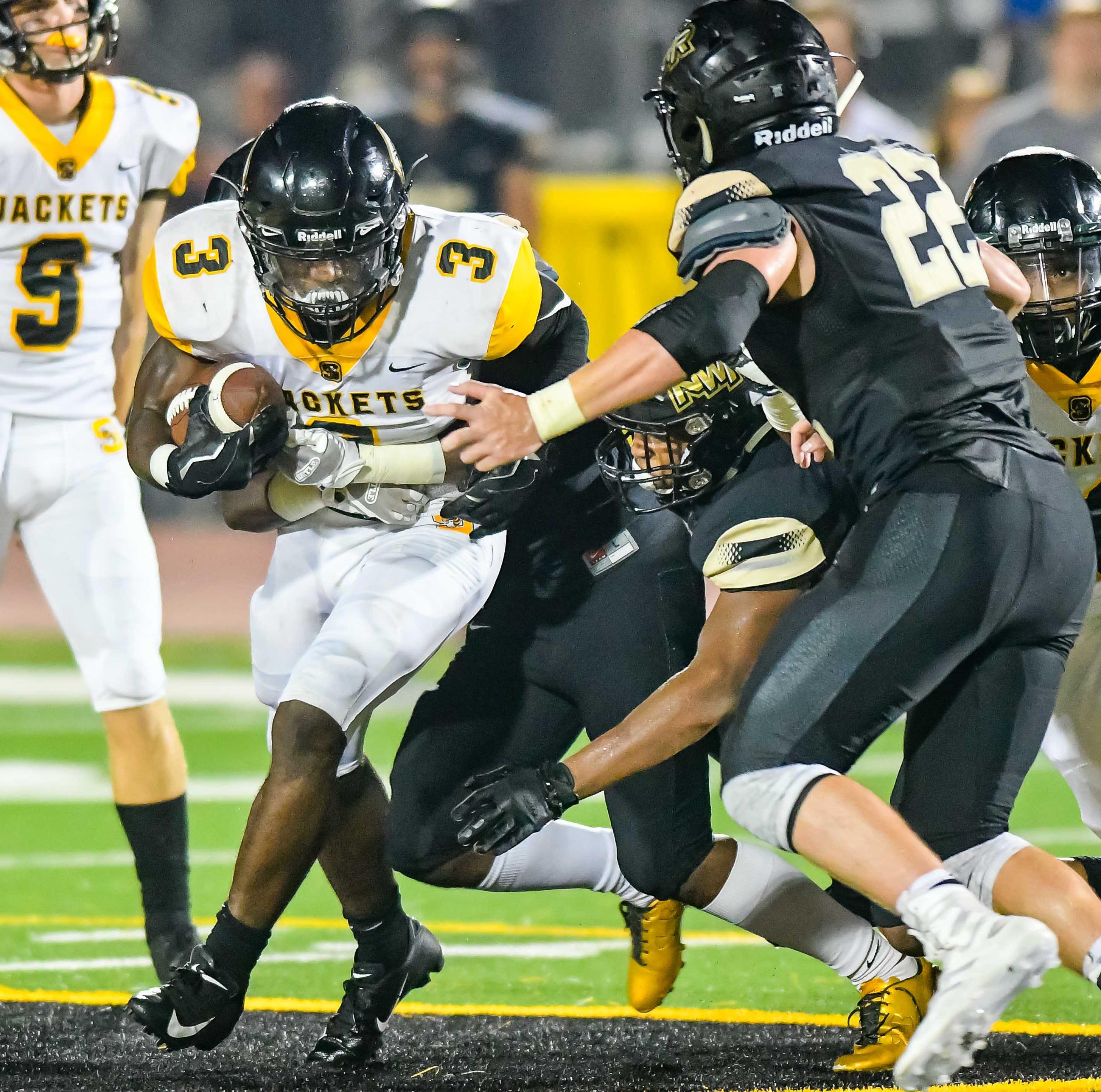 #MSPreps: Mississippi high school football scores, Week 8