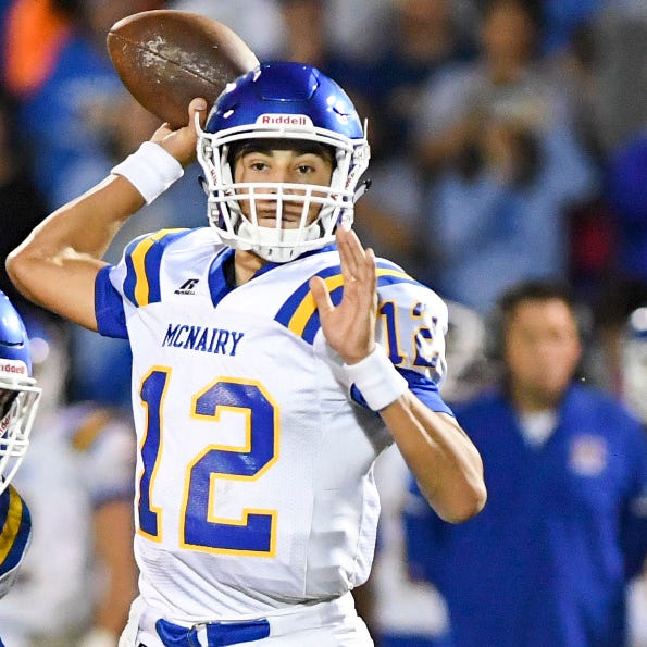 5 takeaways from Week 10 football: McNairy's Cole Kirk breaks program record