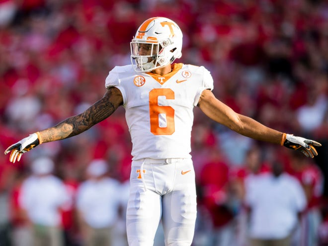 Tennessee should focus on getting young players such as defensive back Alontae Taylor more playing time.