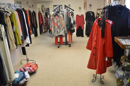 A look inside Birdies Boutique