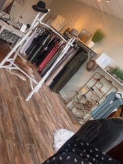 Sneek peek inside BeLush boutique