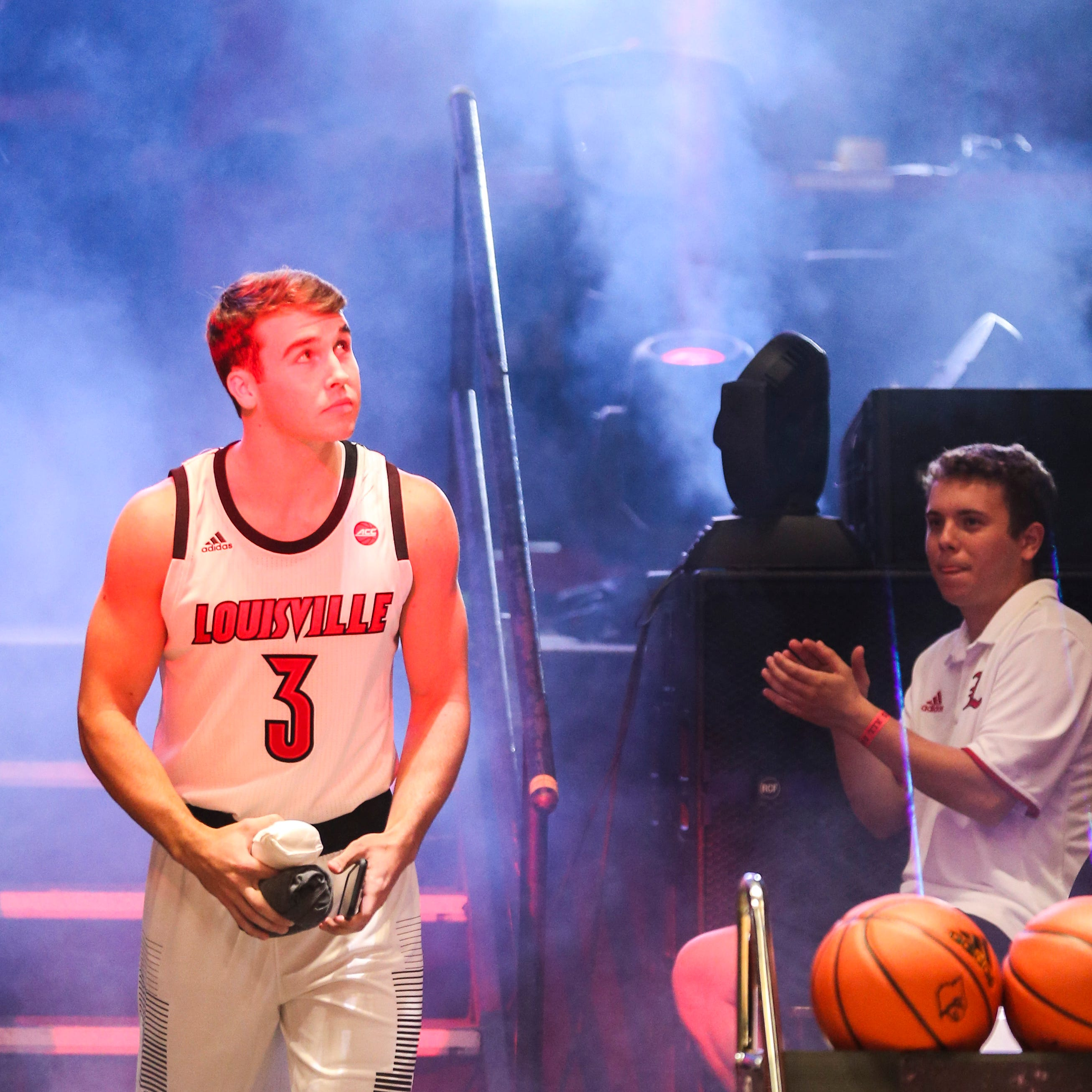 Morning Coffee: U of L's walk-ons who are transferring just need to look at Tyler Sharpe