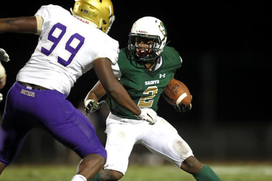 Briarcrest's Jabari Small is one of four players from in and around the Memphis area committed to Ole Miss for the recruiting class of 2020.
