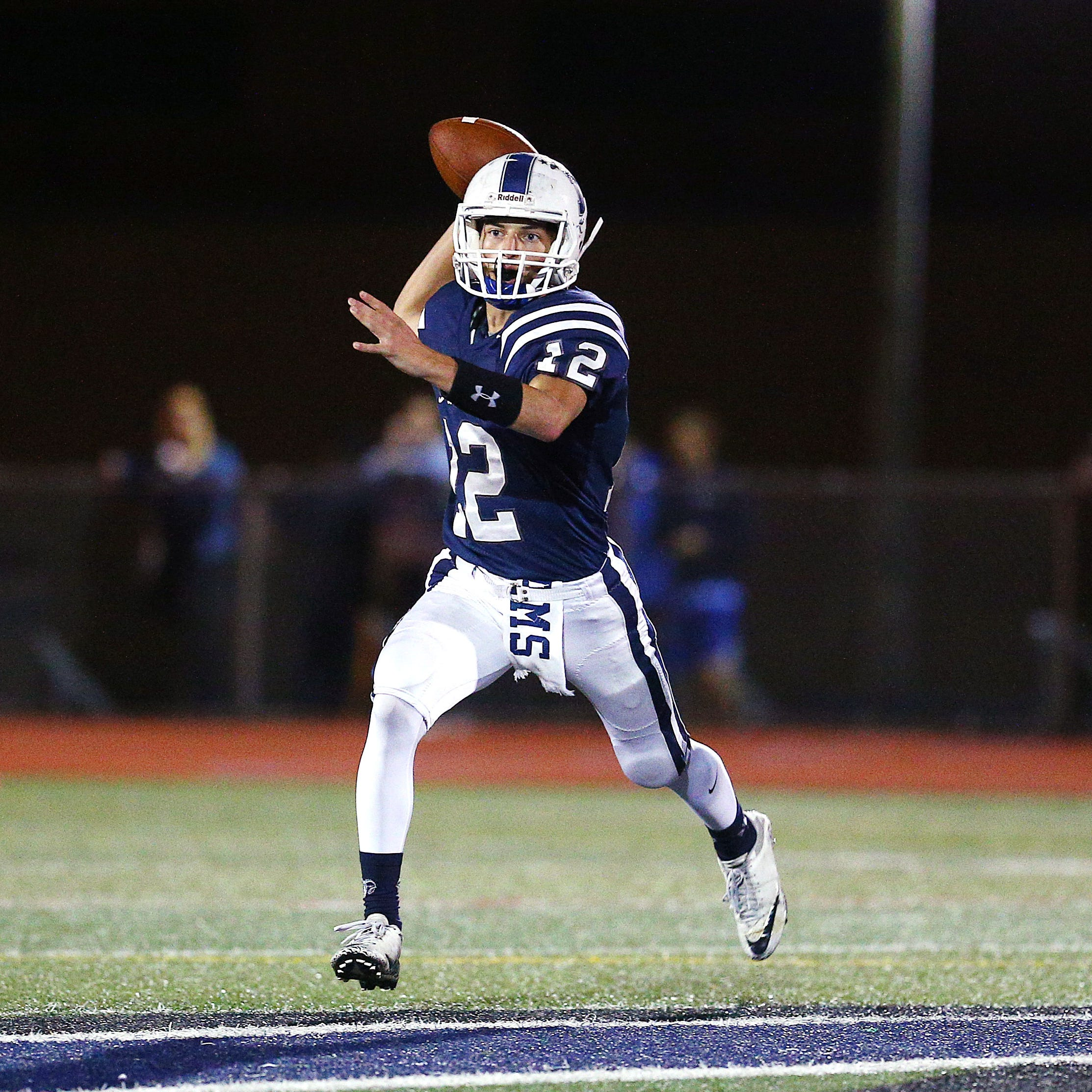 Morris County football teams move on to second round