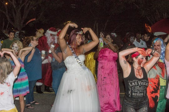 Check out a Zombie Prom and do the Monster Mash on Oct. 19.