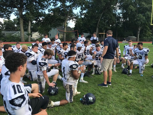 Rutherford Football 2018 09 29 At MP