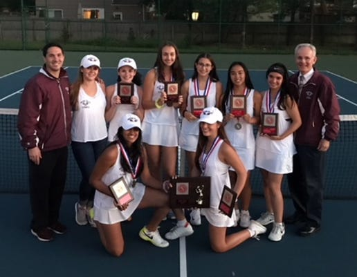 Wayne Hills girls tennis