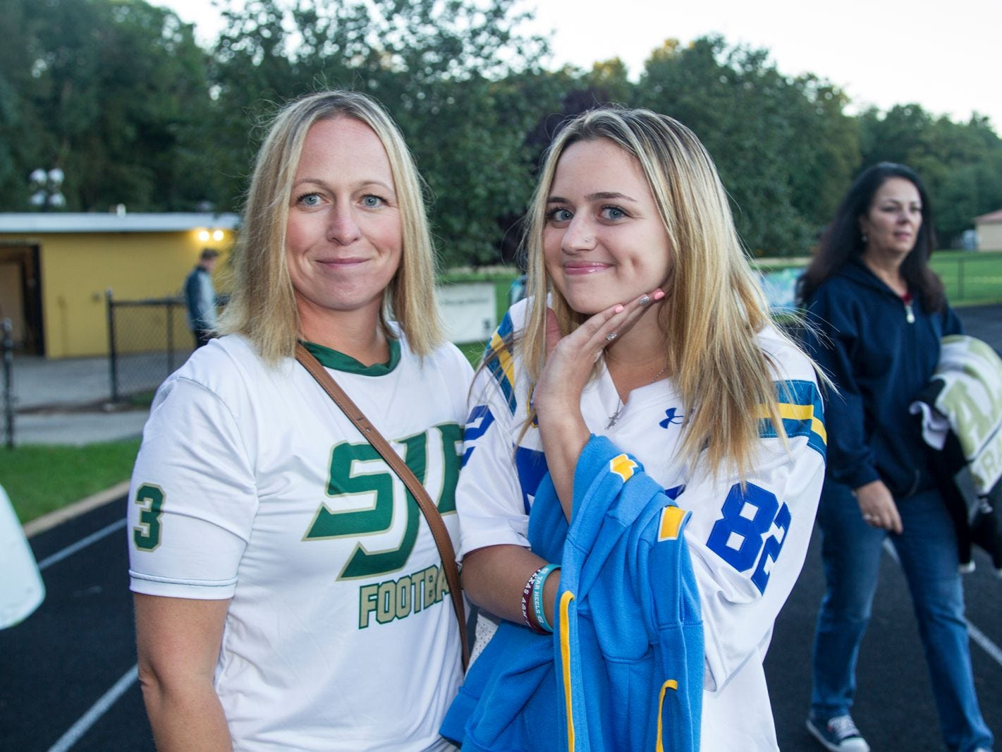 The scene at the 2018 St. Joseph Regional vs Paramus Catholic rivalry high school football game in Paramus. 09/28/2018