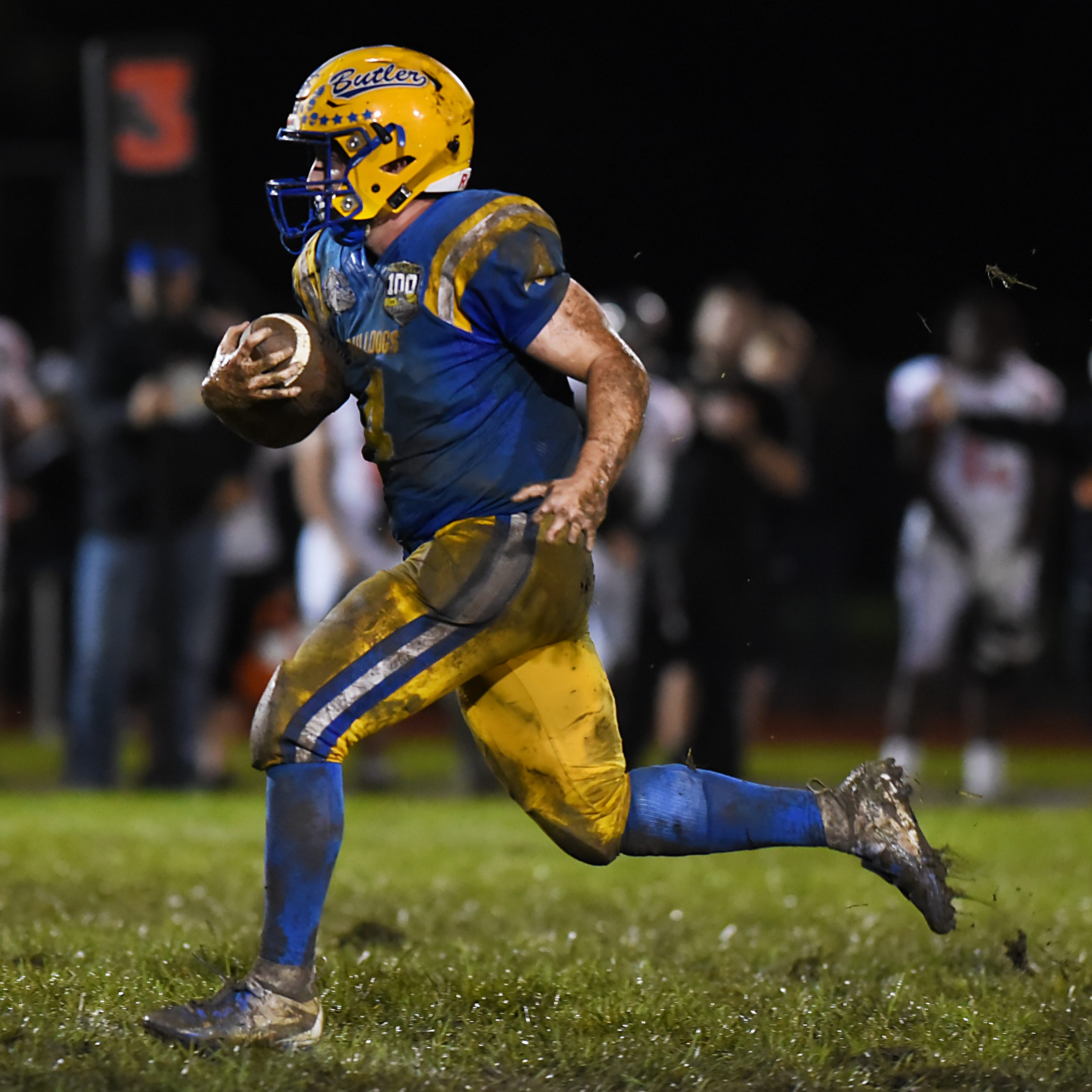 Excitement building as Butler football team goes for sectional title