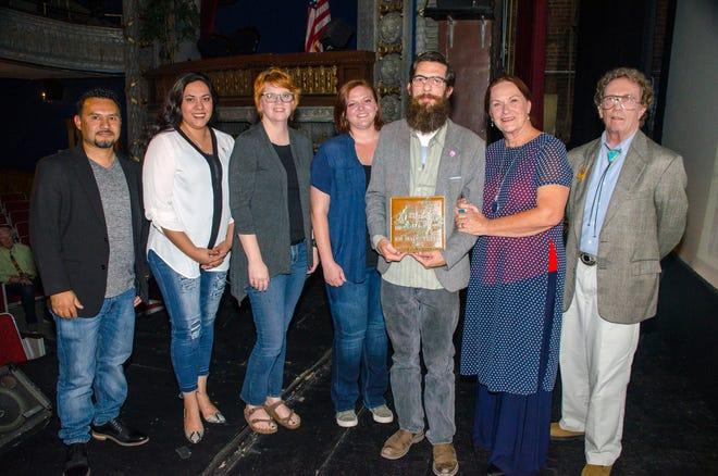 Alamogordo MainStreet won the Spirit of MainStreet award Aug. 10.