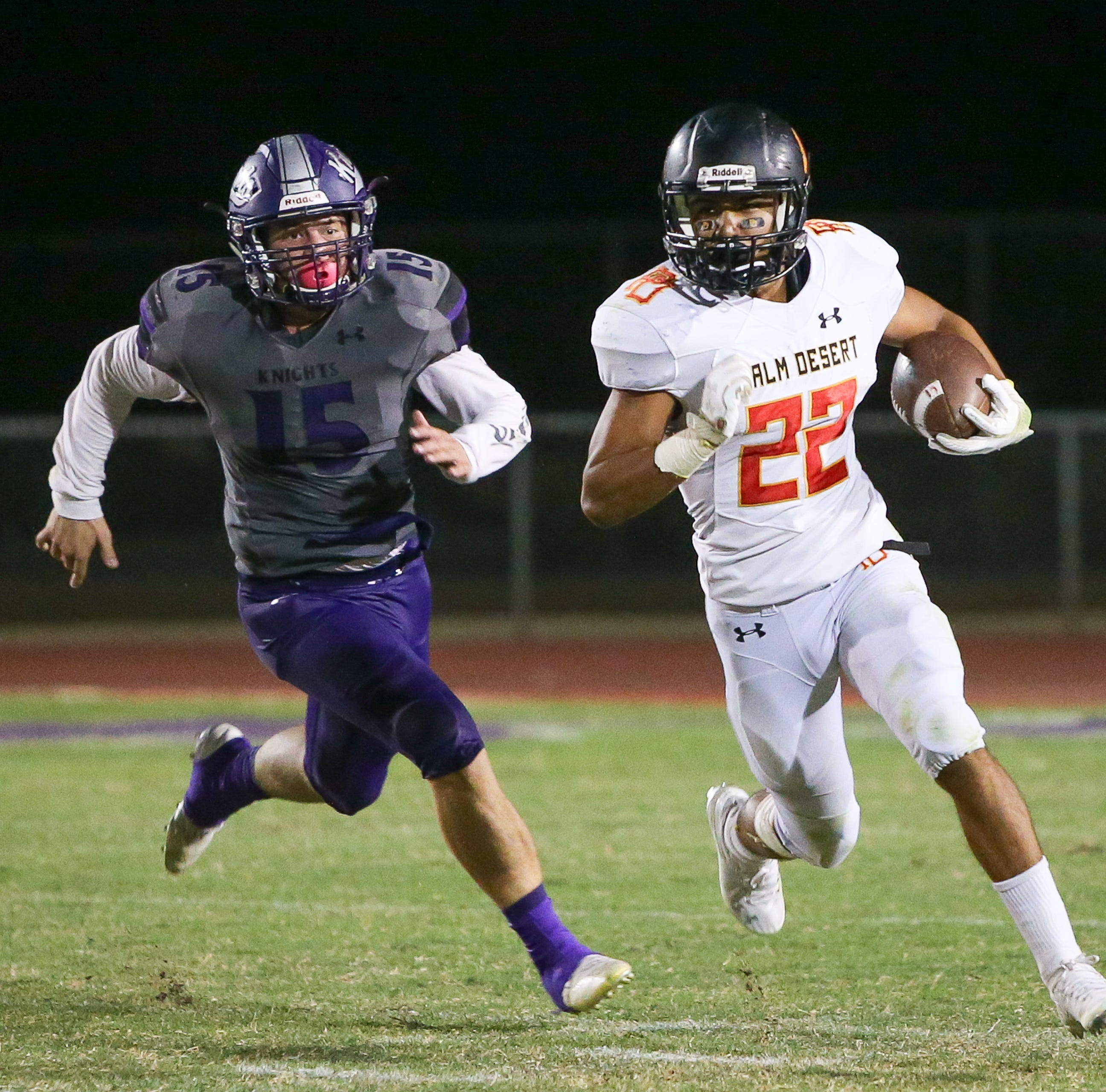 2018 All-Desert Sun football: Meet the first and second team players