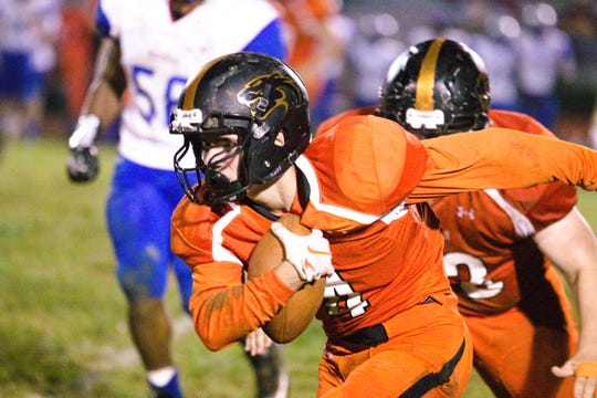 Nick Morder and his Palmyra teammates will be seeking a sixth straight season with a .500 or better record.