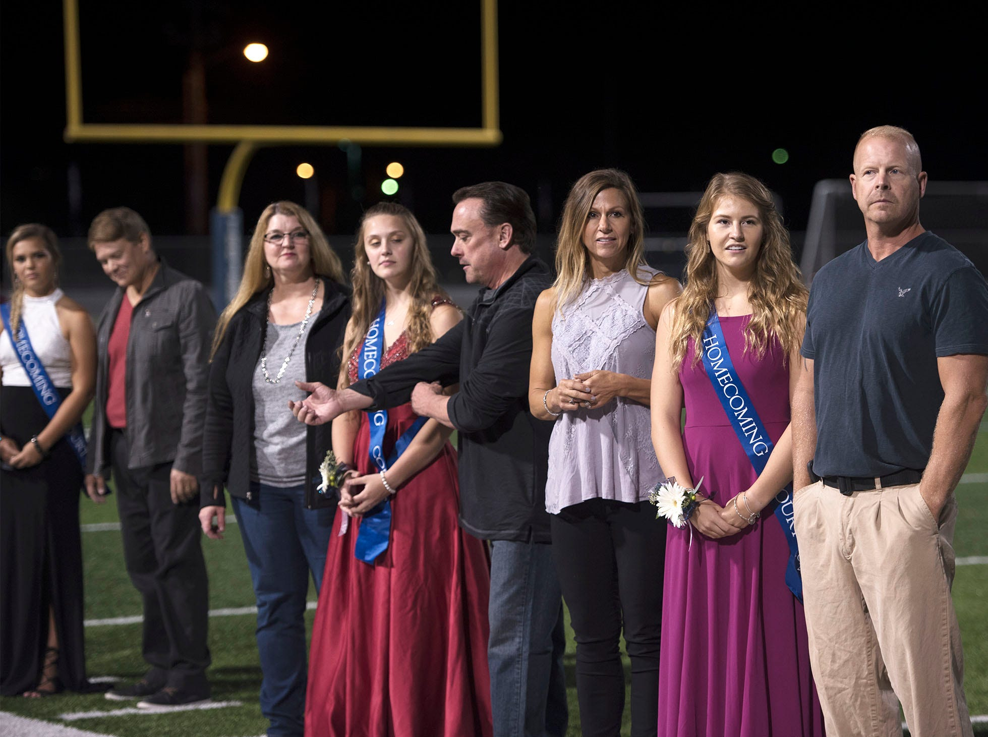 Chambersburg Trojans are 5-1 after a homecoming victory over Cumberland Valley 28-14 in PIAA football on Friday, Sept. 28, 2018.