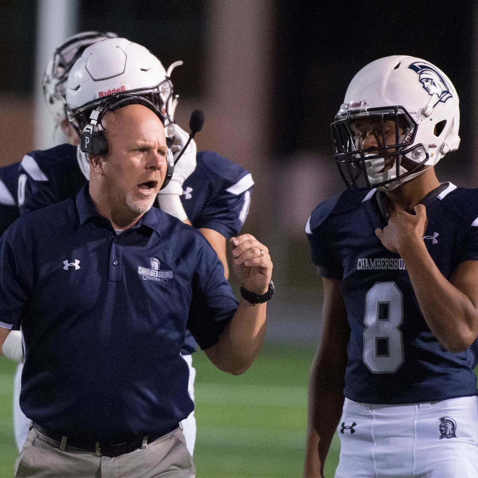 FC football preview: Chambersburg not overlooking tough CD East