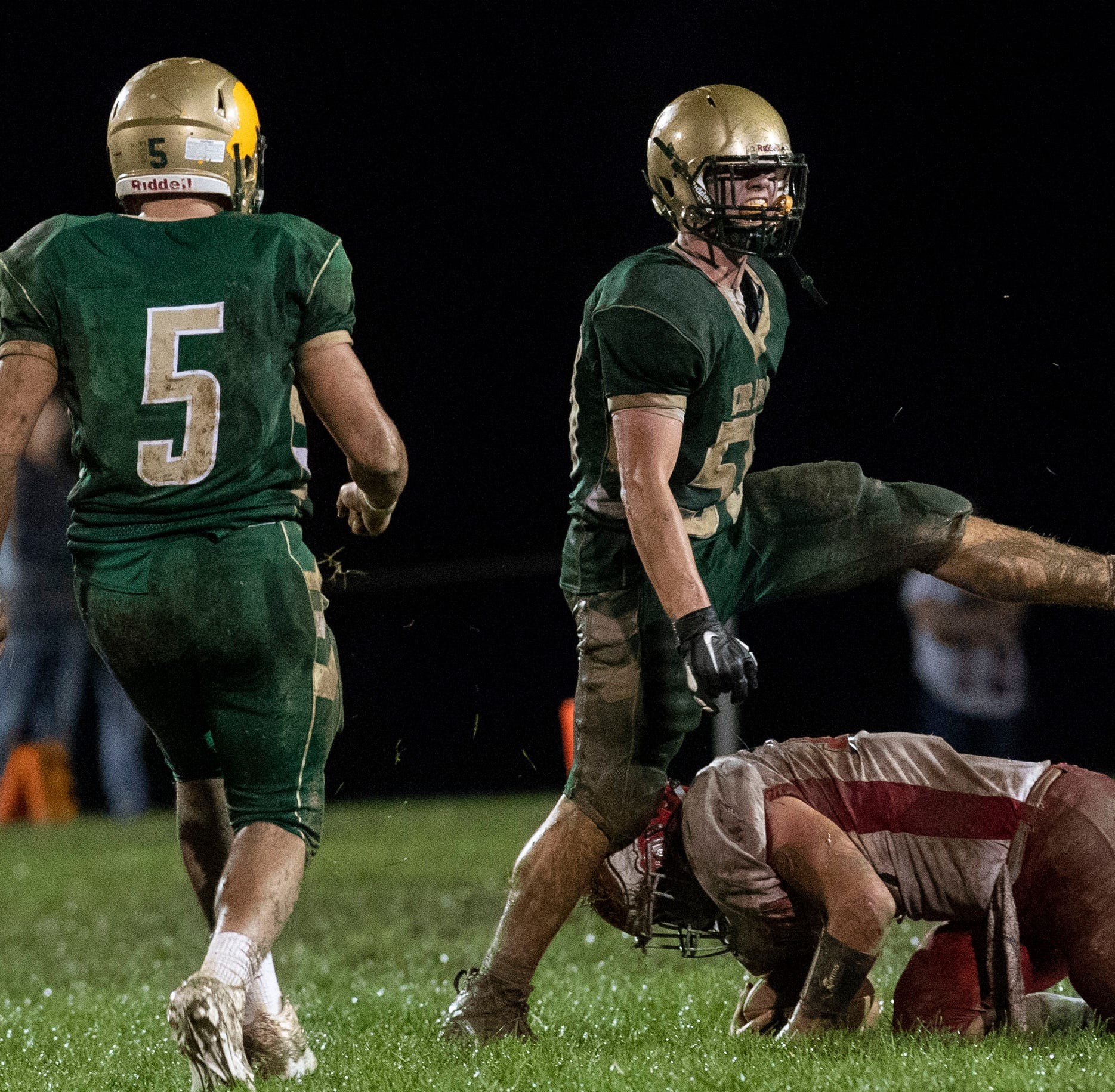 Twin brothers Harris and Jarred Kohl key cogs for undefeated York Catholic