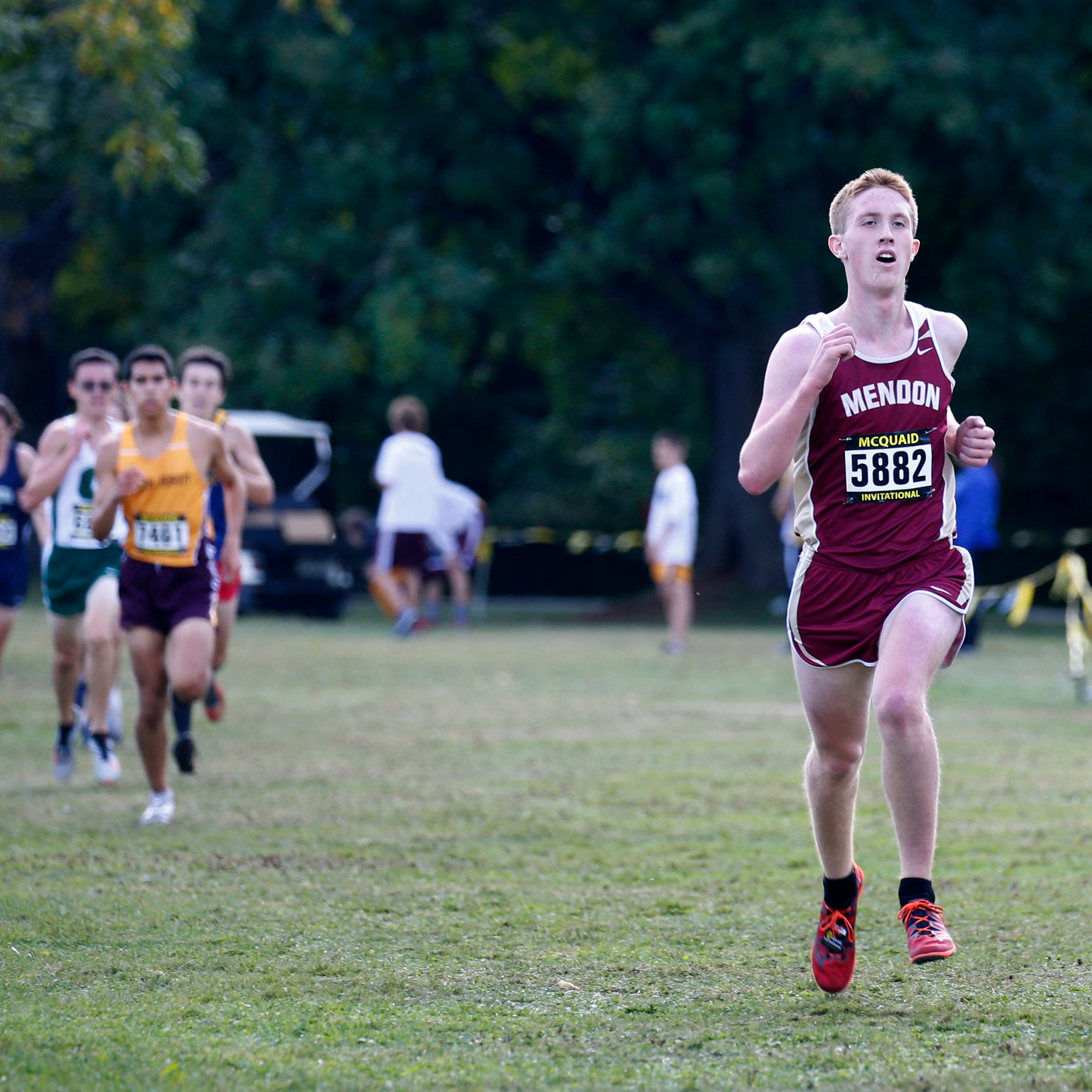 AGR Boys Cross Country Team: These are the best runners in Section V
