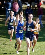 Boys Seeded Varsity AA (Medium schools) Jason DeJoy Memorial race.