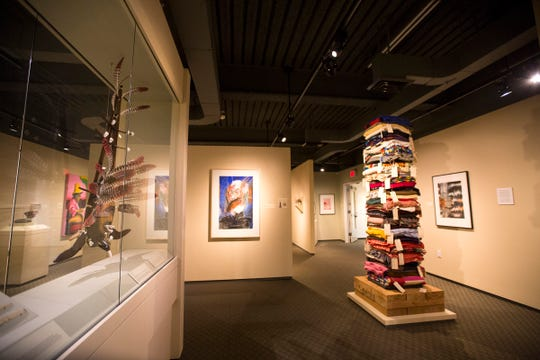The Hallie Ford Museum of Art pictured Sept. 28, 2018 at Willamette University.