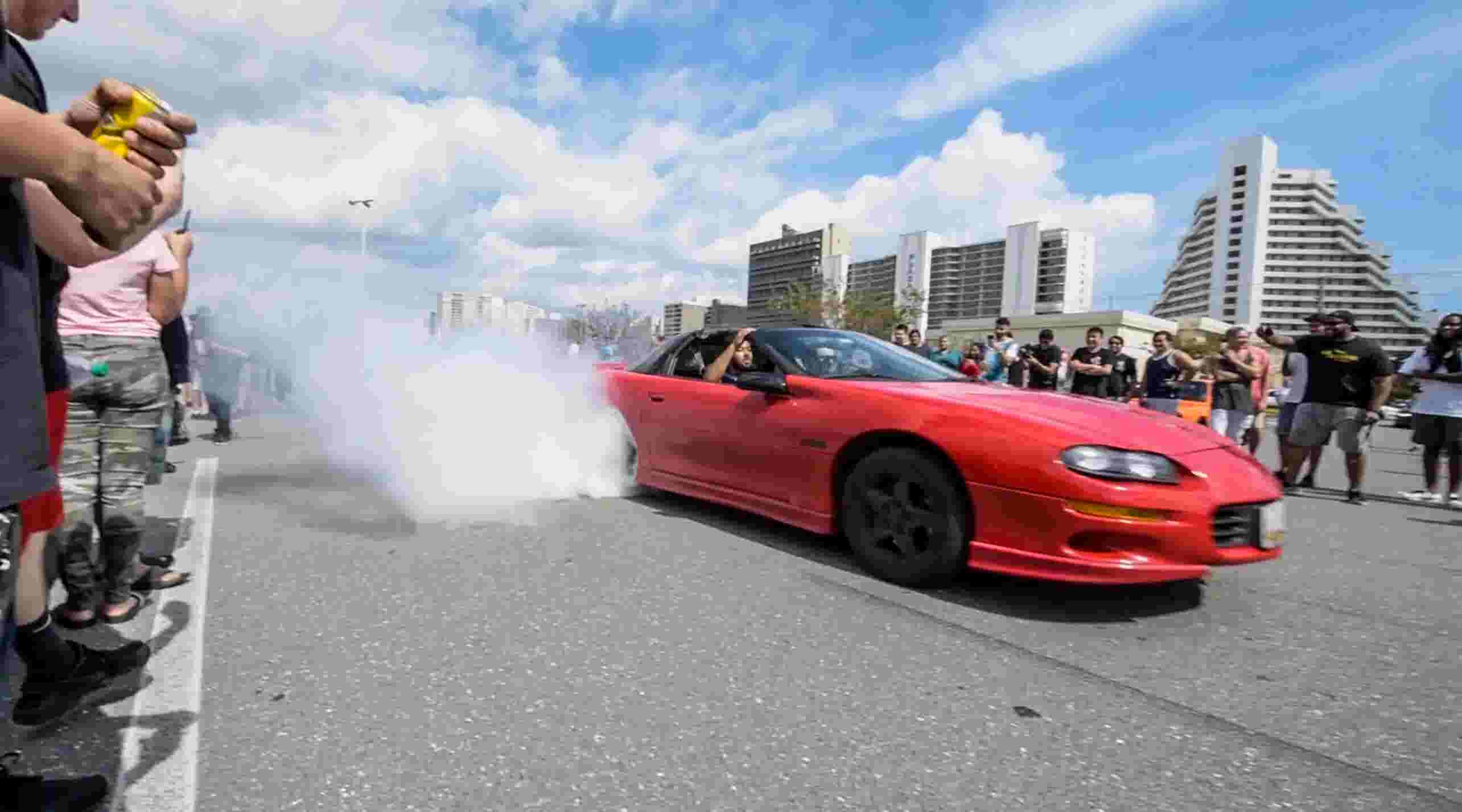 H2ois Spirit Alive In Ocean City Despite Events Official Move Mustang Car S Ford Videos 2018