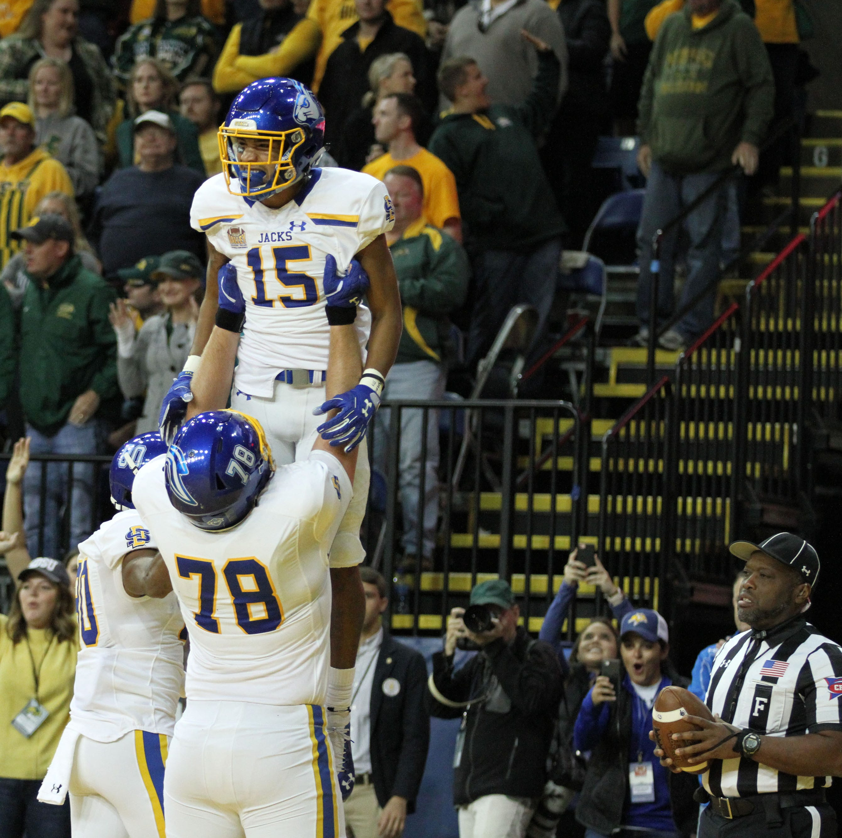 Football playoffs and top-10 basketball – huge week for South Dakota State