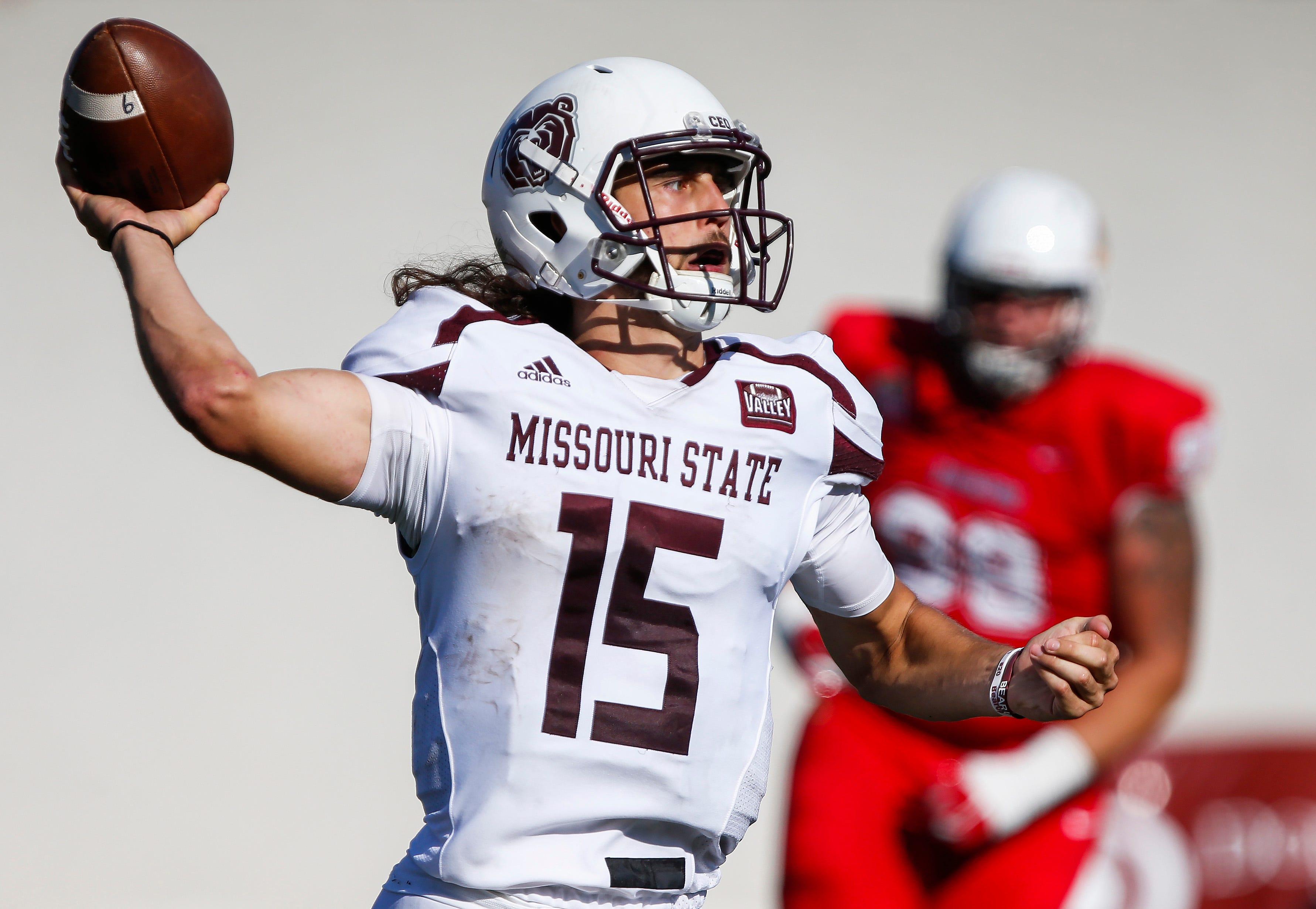The Missouri State Bears defeated the Illinois State Redbirds 24-21 at Plaster Stadium on Saturday, Sept. 29, 2018.