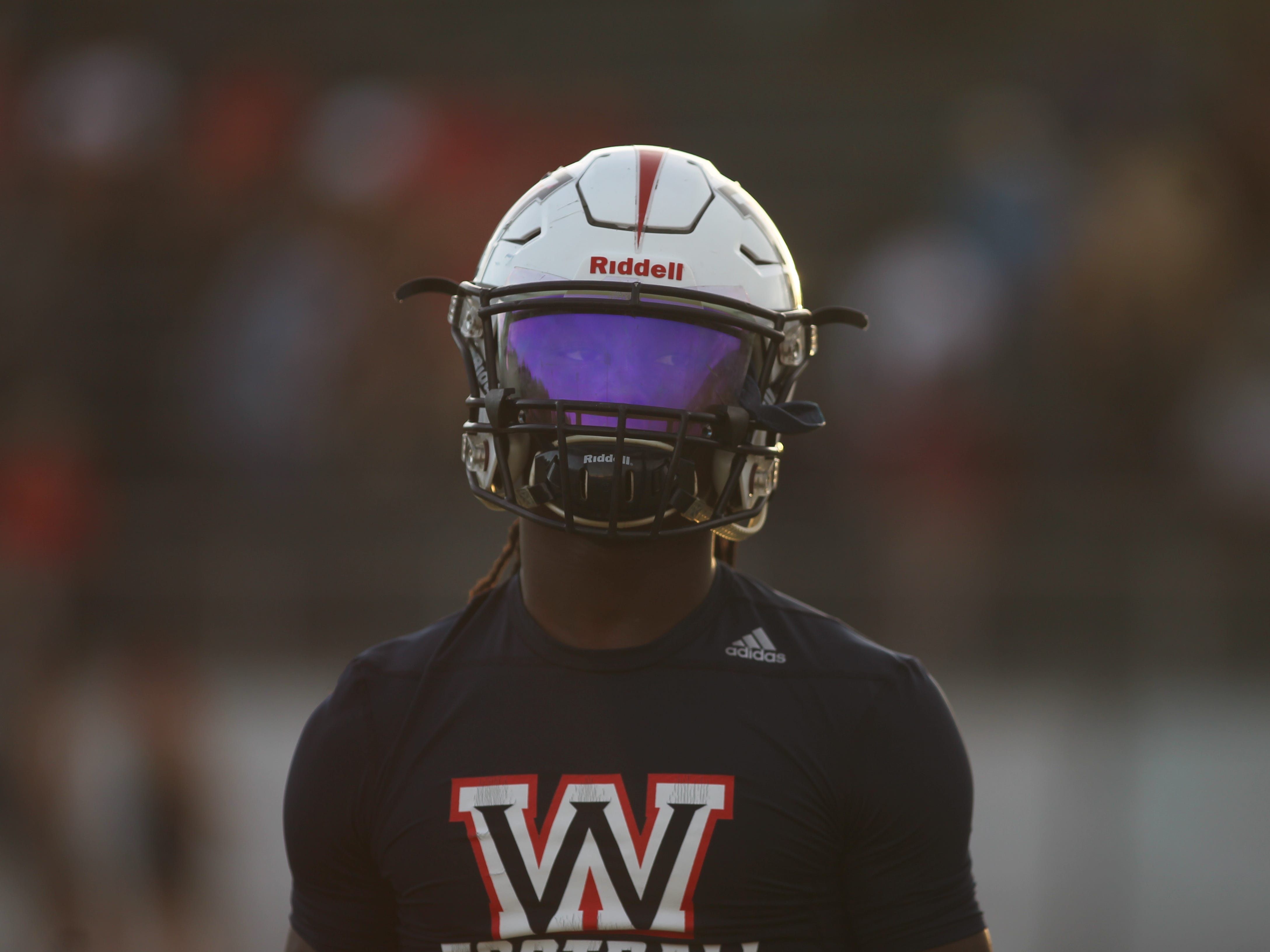 Pre-game of Godby at Wakulla, high school football on Friday, Sept. 28, 2018.