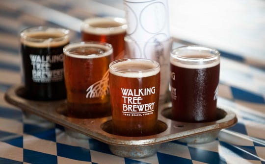 No Tail Left Behind Indian River County is Sunday at Walking Tree Brewery in Vero Beach.