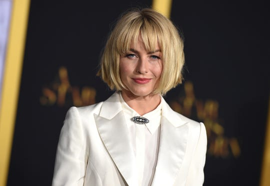 "Julianne Hough will star in the ""Jolene"" episode of ""Dolly Parton's Heartstrings."""