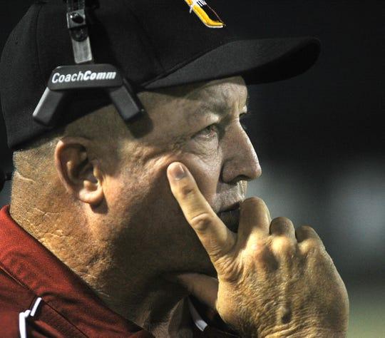 Jon Mack was 28-18 in four seasons as the head coach at Oxnard High.
