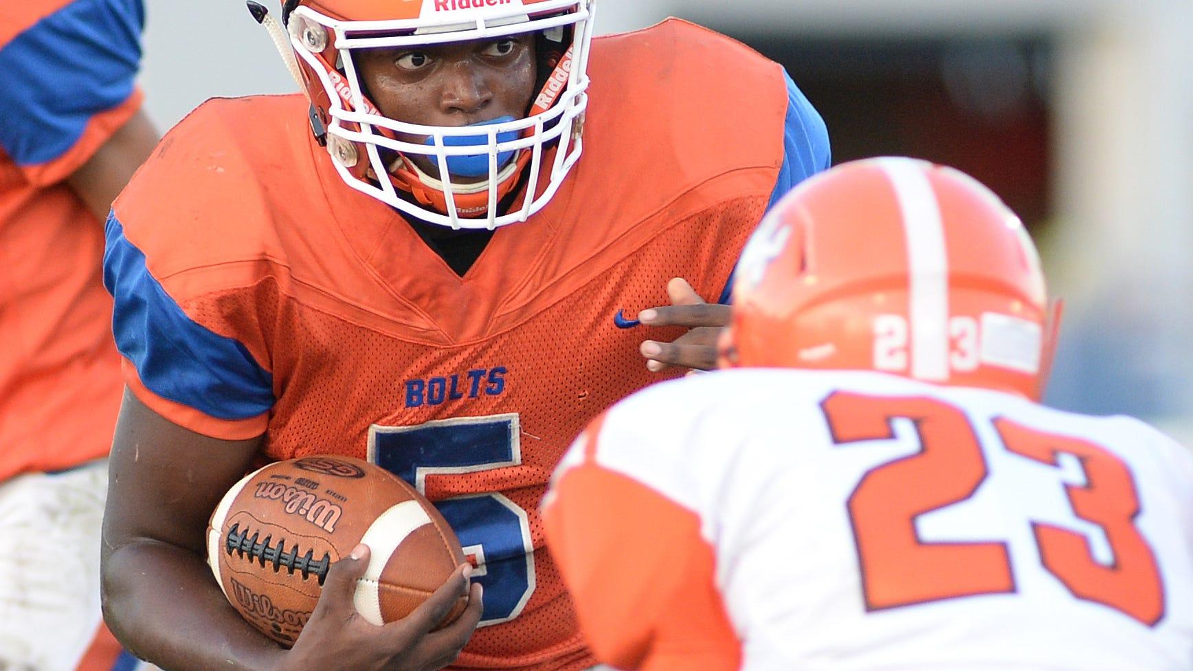 Football Millville Knocks Off Cherokee In Dominant Fashion