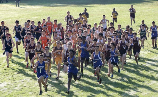 Fred Gressler Cross Country Run