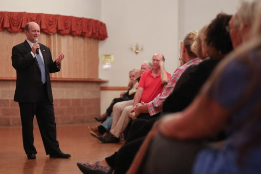Wil Coons Town Hall
