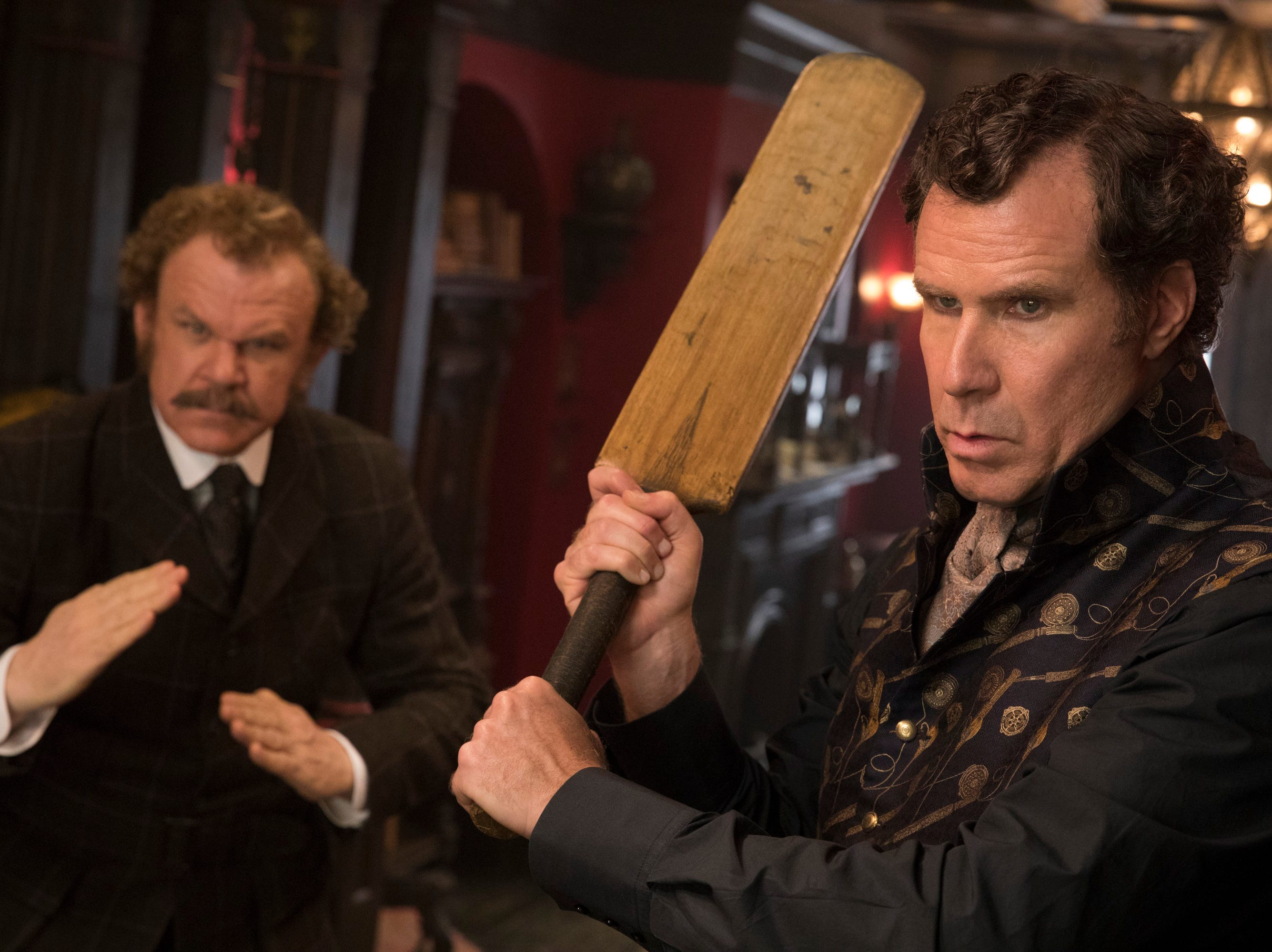 Razzie Awards: 'Holmes & Watson,' 'Happytime' lead worst of the worst; Trump gets a nod