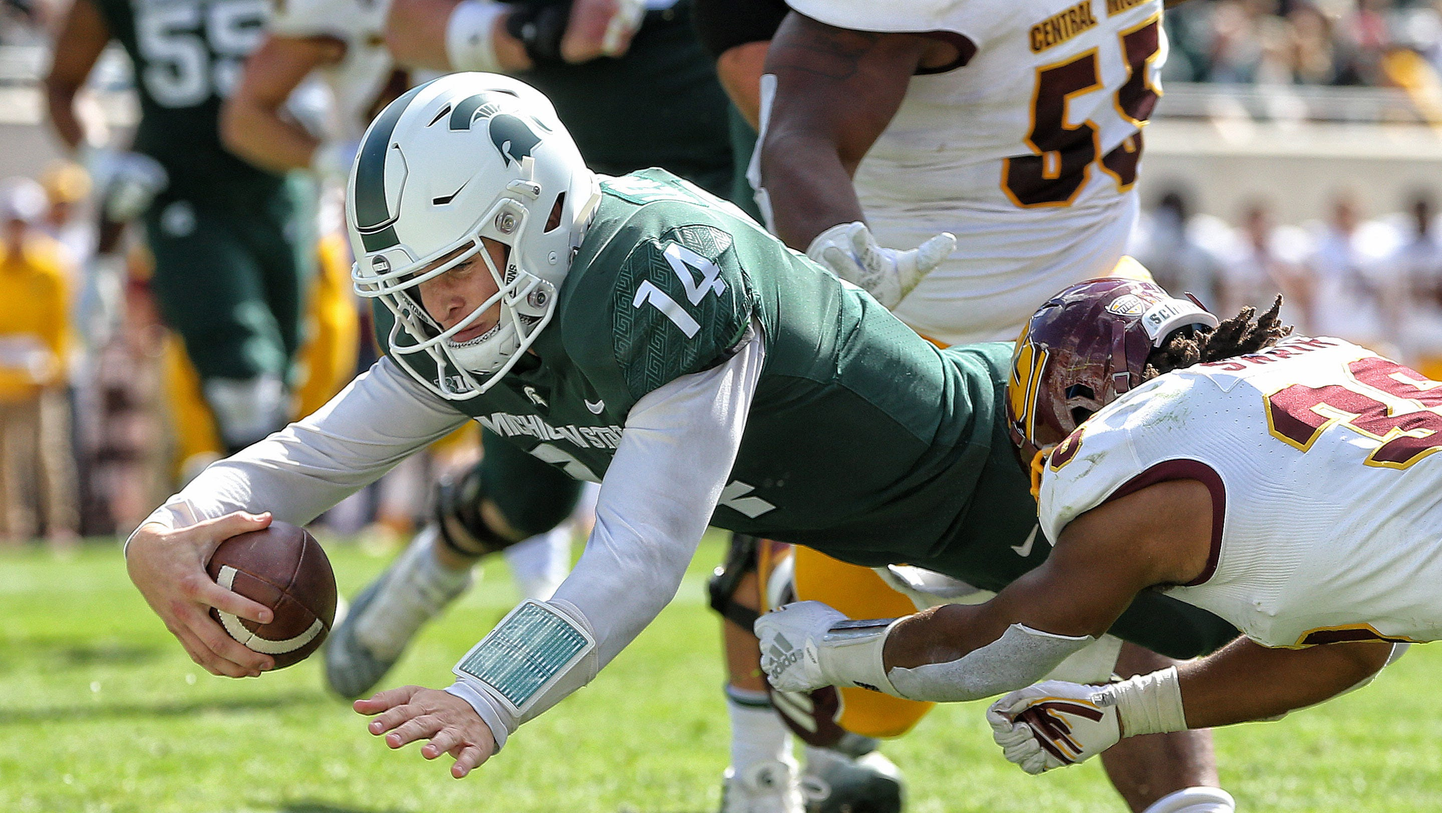 How To Watch Michigan State Northwestern Football What Is The Game