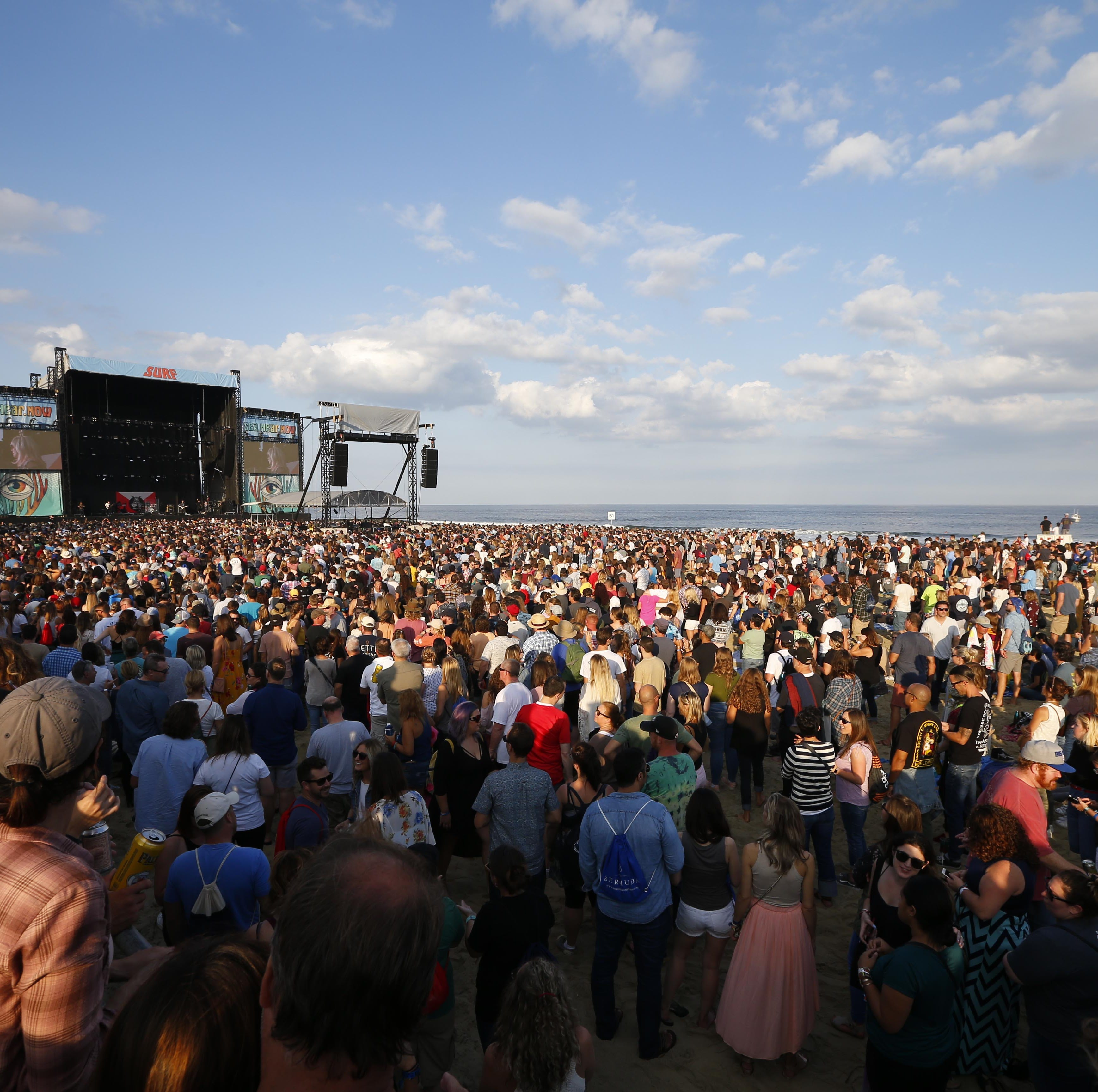 Sea.Hear.Now music fest coming back to the beach in Asbury Park in 2019