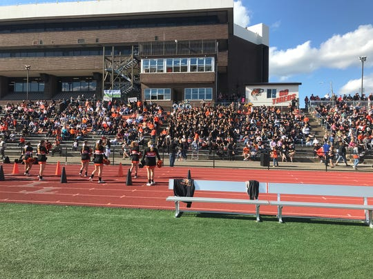 U-E had ample support for Homecoming