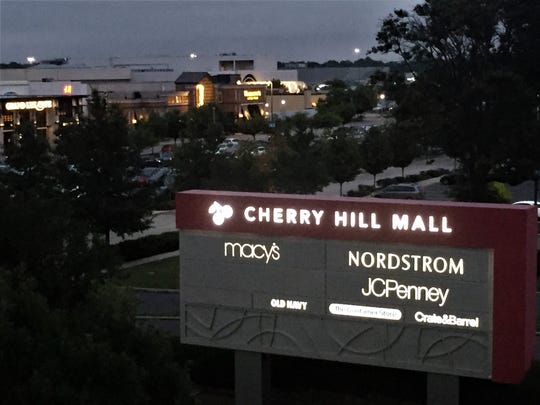 The owner of Cherry Hill Mall has reported a loss for its latest quarter and for the first half of its fiscal year.
