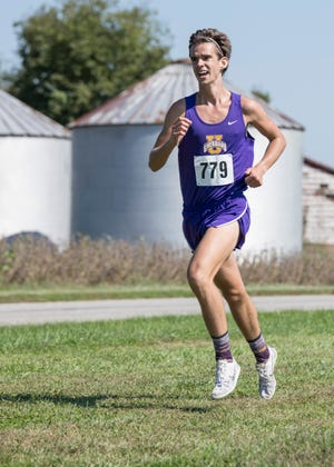 Unioto cross country's Tucker Markko declared his intent to run for Malone University in Canton, Ohio on Wednesday.